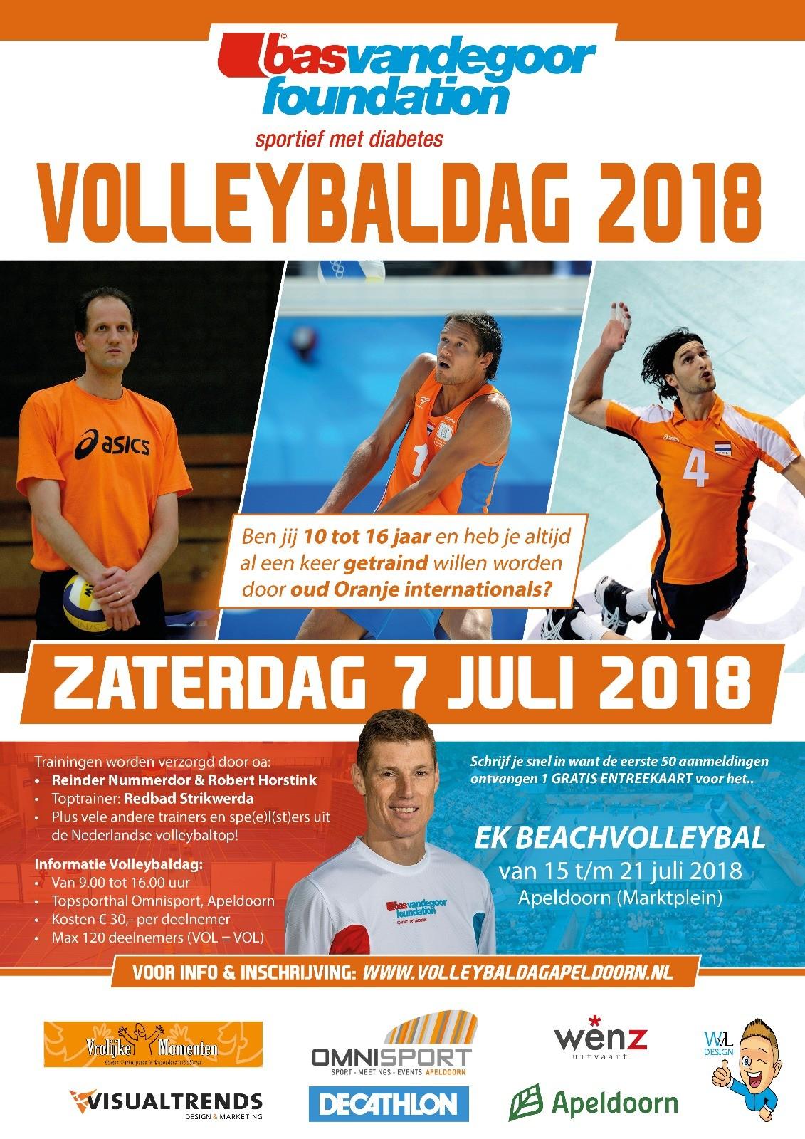 Wenz Uitvaart en volleybal